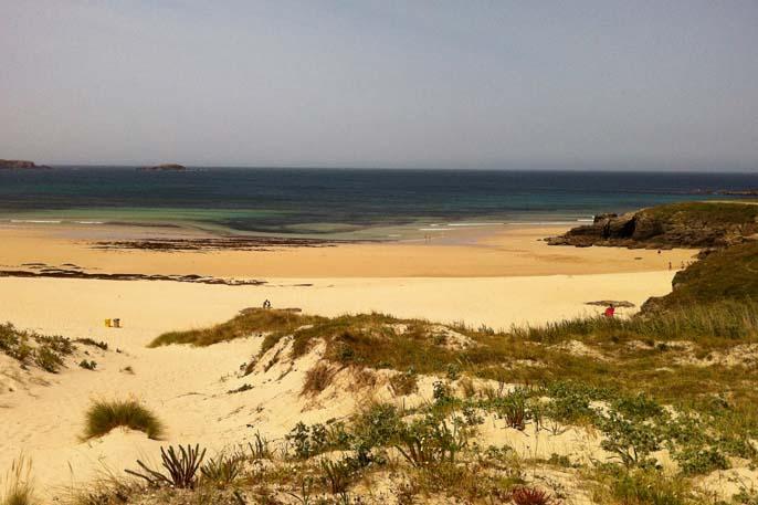 Playa de A Fragata, Ferrol - Bandera Azul A Coruña