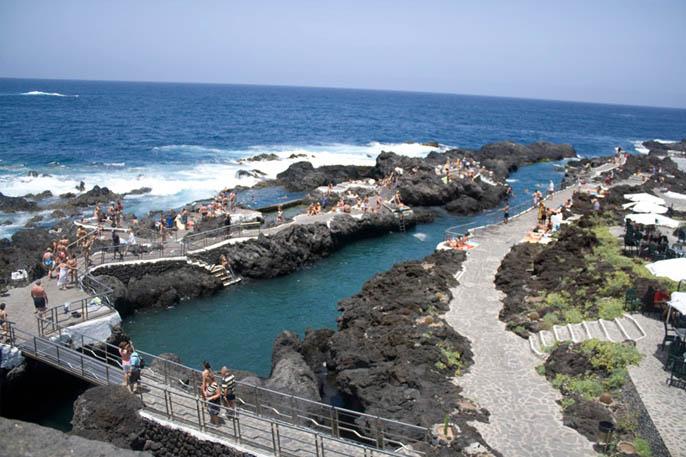 Playa El Caletón - Garachico