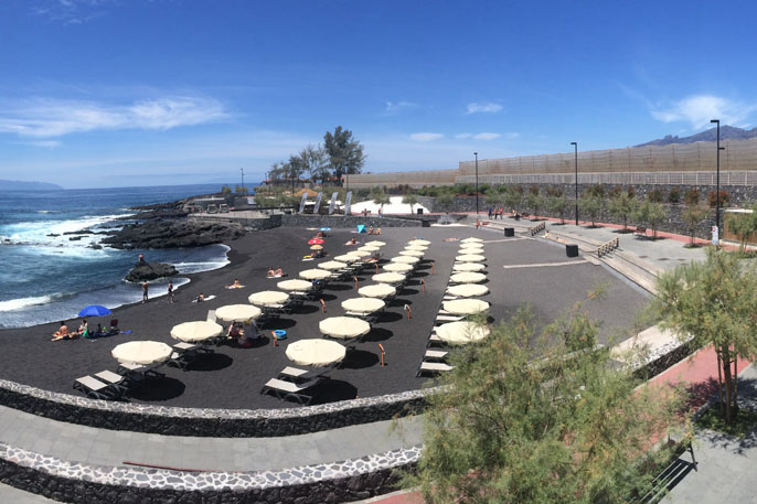 Paseo La Jaquita Tenerife