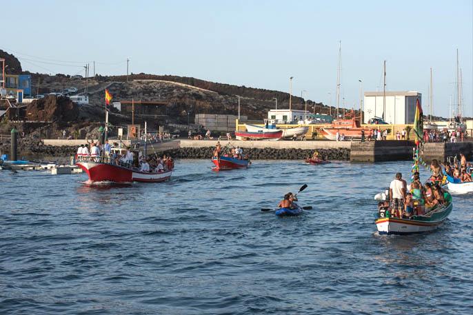 Puerto deportivo Pinar del hierro.