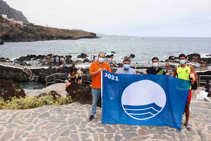 Bandera Azul Garachico 2021