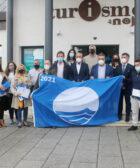 Banderas Azules Noja