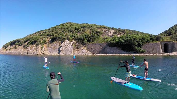 Deportes acuaticos Algeciras Bandera Azul